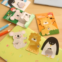 Parent and Child Animals Sticky Notes