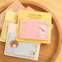 Lovely Girls Sticky Notes