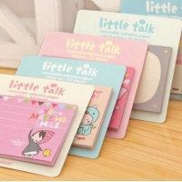Lovely Doll Sticky Notes