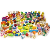 Cute Animals Rubber Erasers