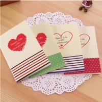 Love Hearts Mini Notebooks