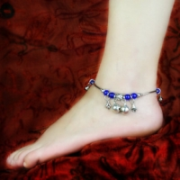 Fashion Anklet Ankle Bracelet Women Gold Silver Foot Jewellery Chain Beach Jewelry
