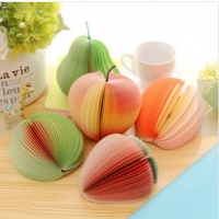 Fruit Style Sticky Notes