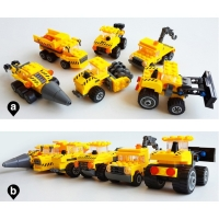 Building Bricks Toys Construction Blocks Kits Compatible With Lego