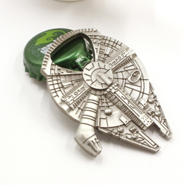 Spaceship Bottle Opener