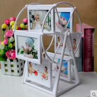 Wooden and Metal Photo Frames